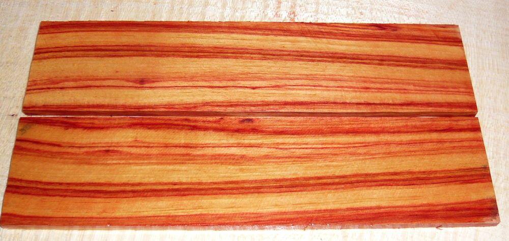 Rosenholz Folder-Griffschalen 140 x 40 x 4 mm