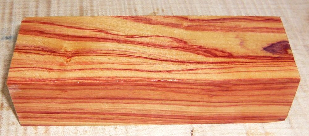Rosenholz Griffblock 120 x 40 x 30 mm