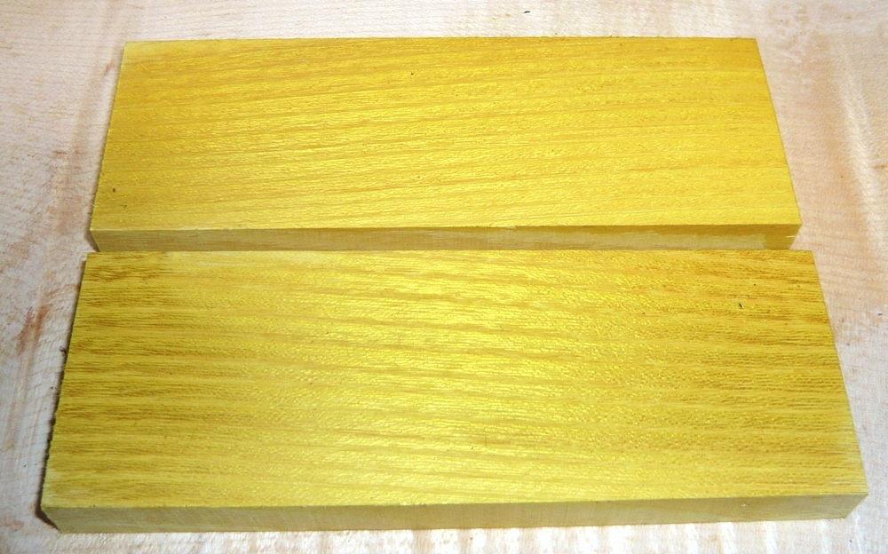 Osage Orange Griffschalen 120 x 40 x 10 mm