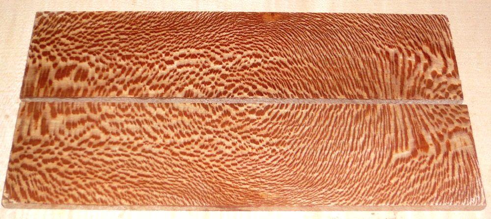 Platane Rasierer-Griffschalen 150 x 40 x 4 mm