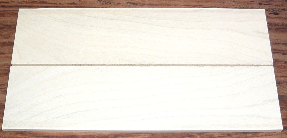 Holly Razor Scales 150 x 40 x 4 mm