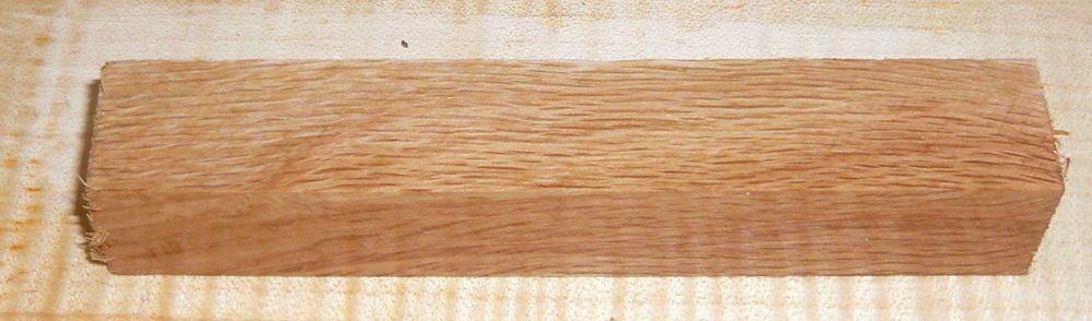 Holm Oak Pen Blank 120 x 20 x 20 mm