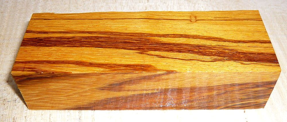 Serpentwood, Marmorholz Griffblock 120 x 40 x 30 mm