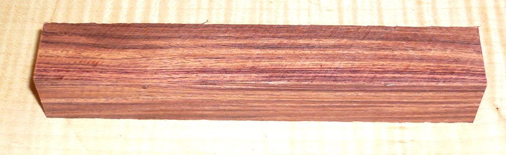 Königsholz, Veilchenholz Pen Blank 120 x 20 x 20 mm
