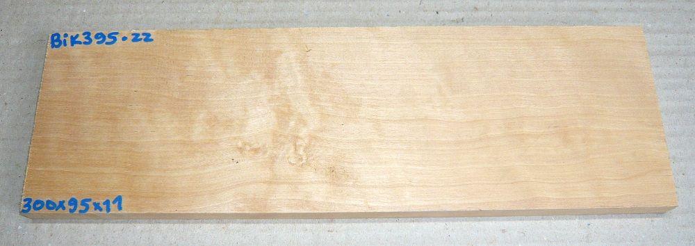 Bik395 Birch Wood 300 x 95 x 11 mm