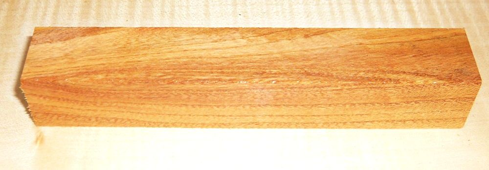 Almond Tree Pen Blank 120 x 20 x 20 mm