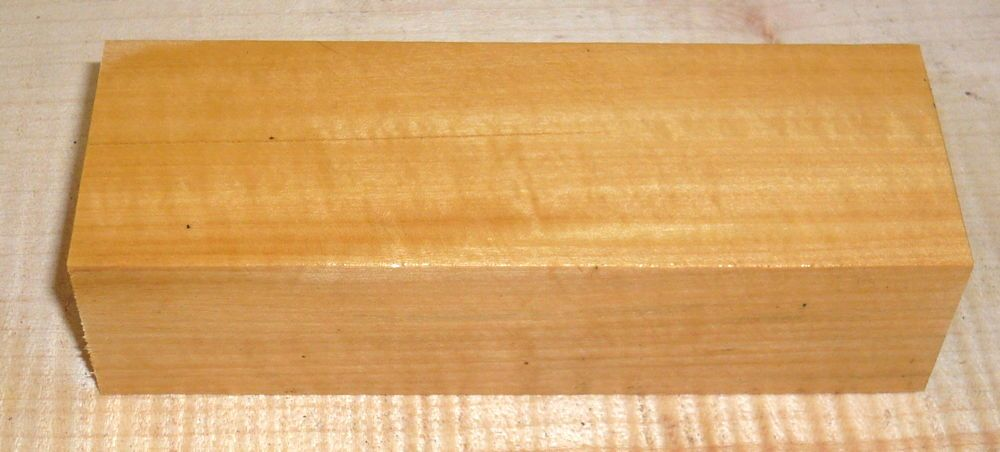 Baitoa, West Indian Boxwood Knife Blank 120 x 40 x 30 mm