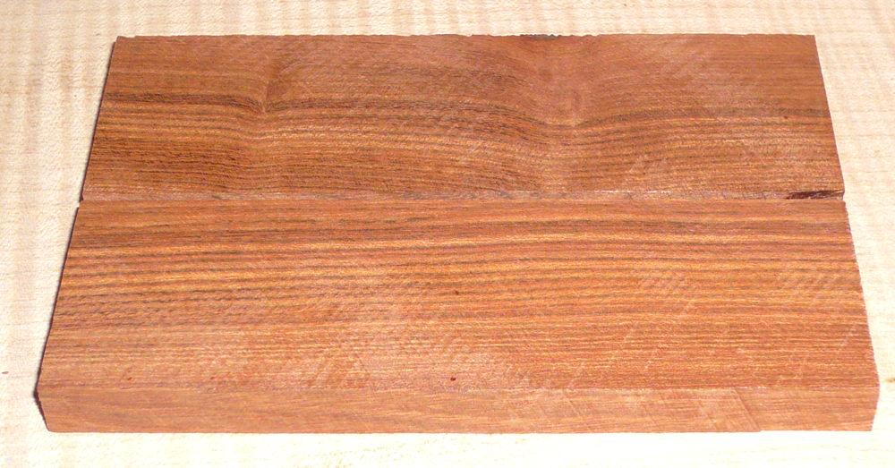 Amazakoue, Ovangkol Griffschalen 120 x 40 x 10 mm
