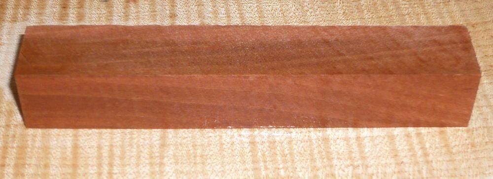 Apple Wood Pen Blank 120 x 20 x 20 mm
