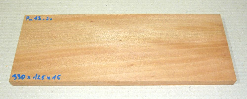 Pn013 Sycamore Plane 330 x 125 x 15 mm