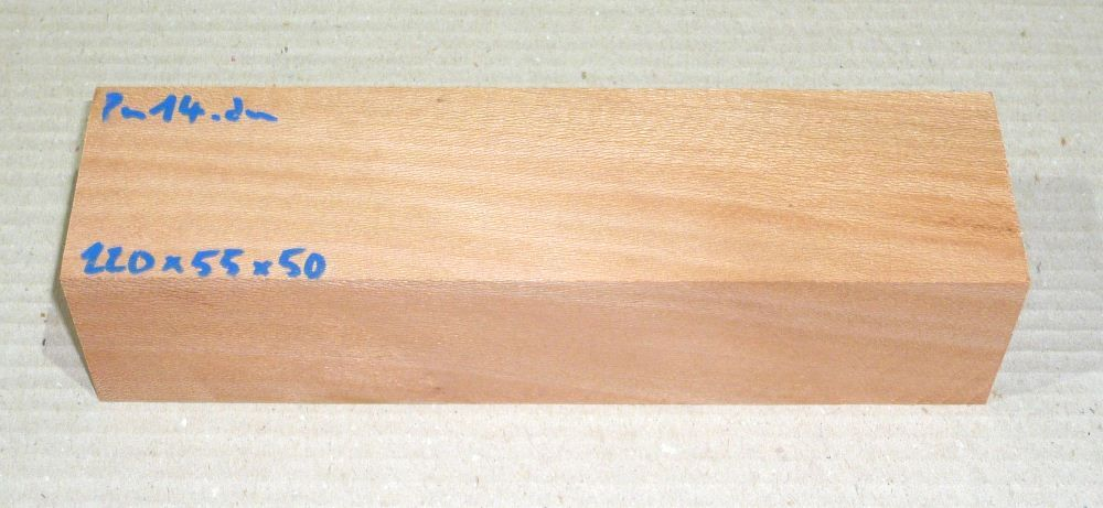 Pn014 Sycamore Plane 220 x 55 x 50 mm