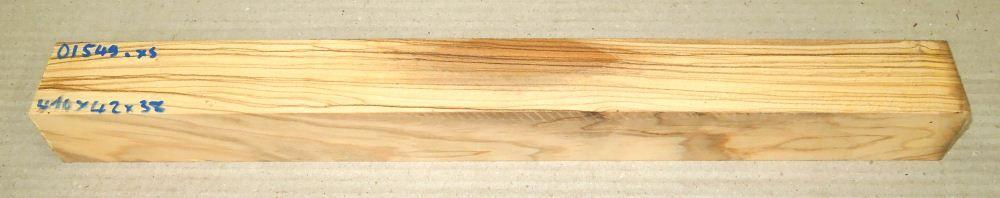 Ol549 Wild Olive Wood 410 x 42 x 38 mm