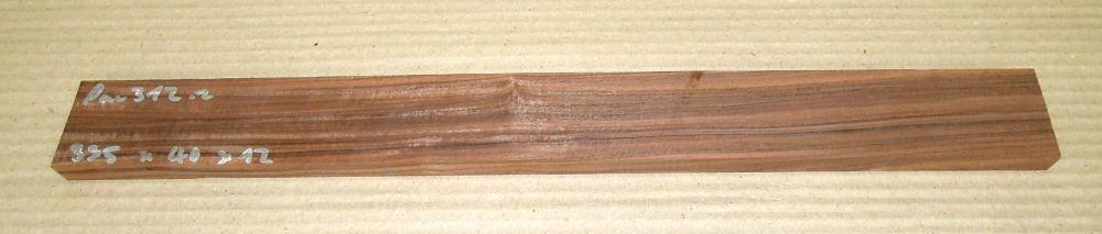 Pau312 Pau Ferro, Santos Rosewood 395 x 40 x 12 mm