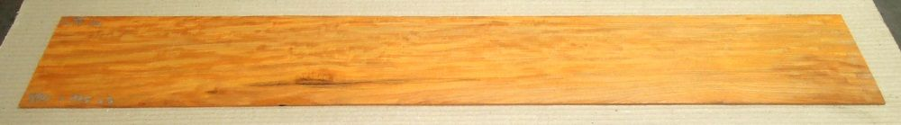 Cv095 Paela, Chakte Viga Saw Cut Veneer 890 x 125 x 3 mm