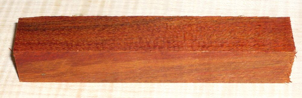 Campeche Wood, Logwood Pen Blank 120 x 20 x 20 mm