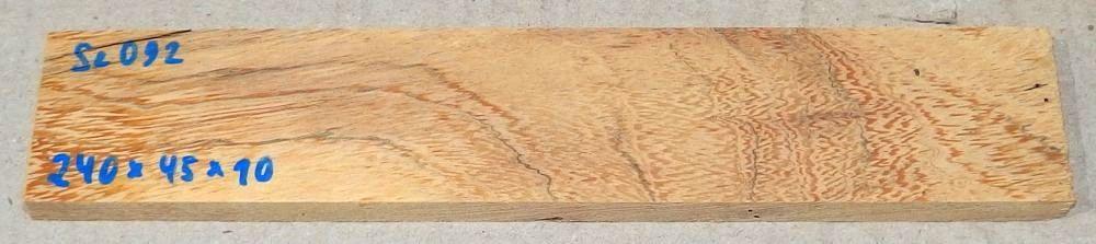 Se092 Serpent-Holz 240 x 45 x 10 mm