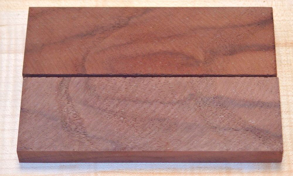 Walnut, Black Walnut Knife Scales 120 x 40 x 10 mm