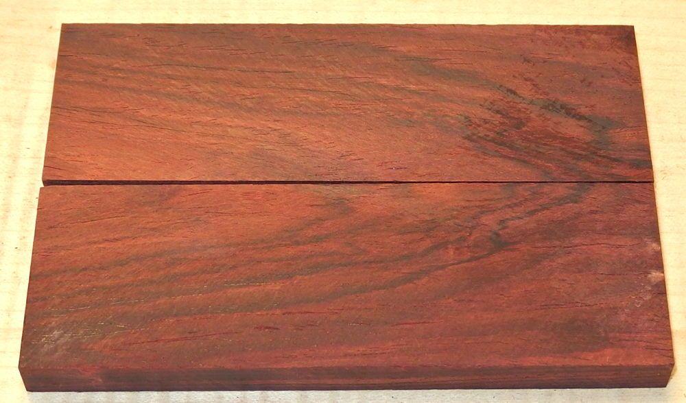 Rosewood, Honduran Knife Scales 120 x 40 x 10 mm