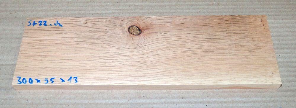 St022 Holm Oak 300 x 95 x 13 mm