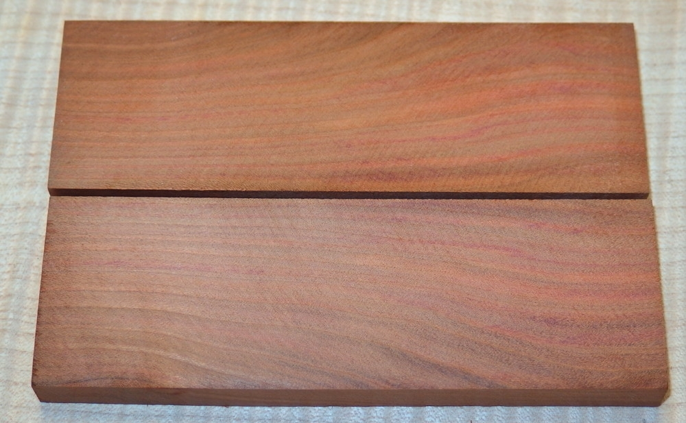 Plumtree Knife Scales 120 x 40 x 10 mm