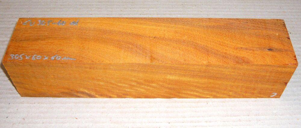 Cv305-6 Chakte Viga, Paela Turning Blank 305 x 60 x 60 mm