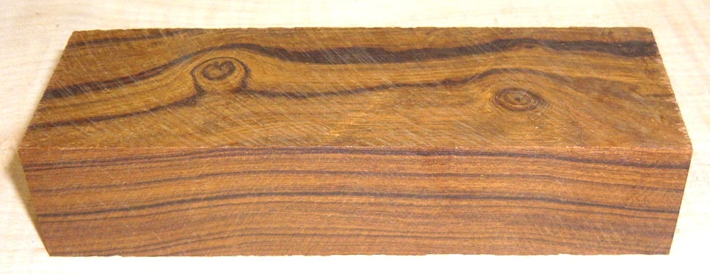Wüsteneisenholz HC Griffblock 130 x 45 x 30 mm