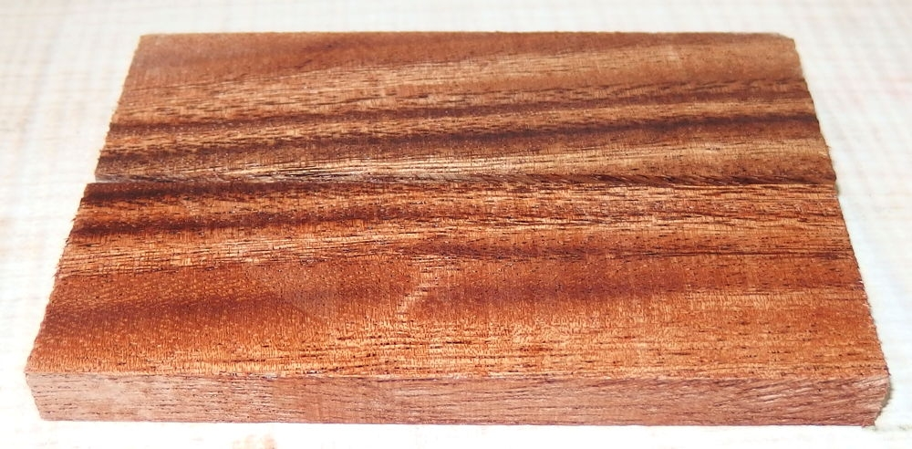 Raintree, Suar, Monkeypod Knife Scales 120 x 40 x 10 mm