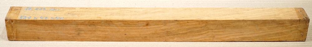 Ol013 Wild Olive Wood Turning Blank 510 x 40 x 40 mm