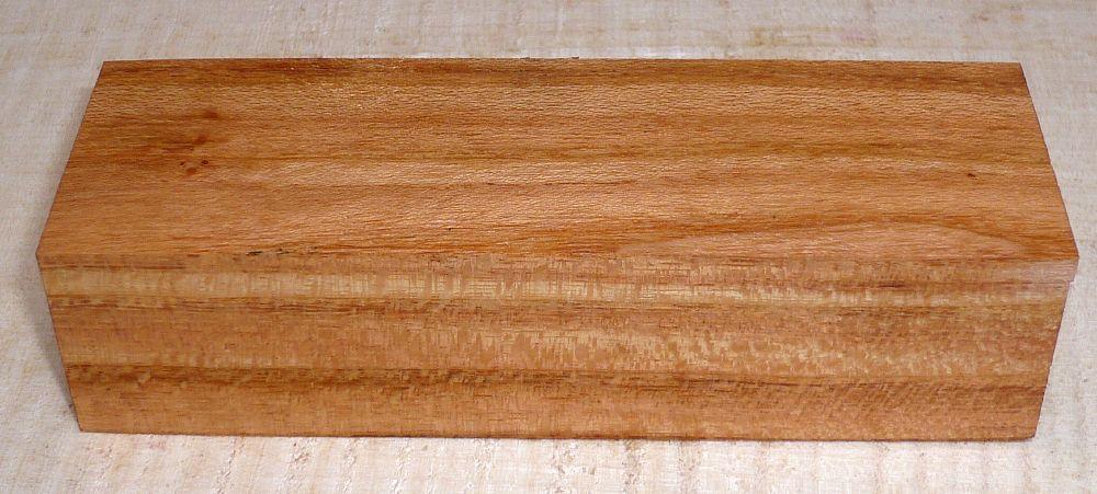Honey Locust, Sweet Locust Knife Block 120 x 40 x 30 mm