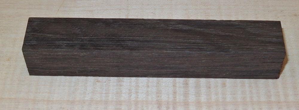 Bog Oak Stabilized Pen Blank 120 x 20 x 20 mm
