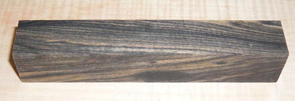 Ebenholz Schwarz-weiß Pen Blank dunkel sortiert 120 x 20 x 20 mm
