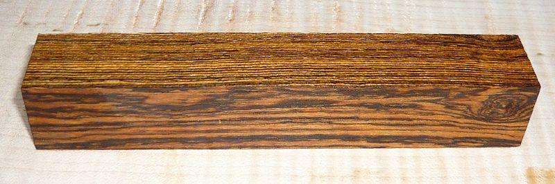 Bocote Pen Blank 120 x 20 x 20 mm