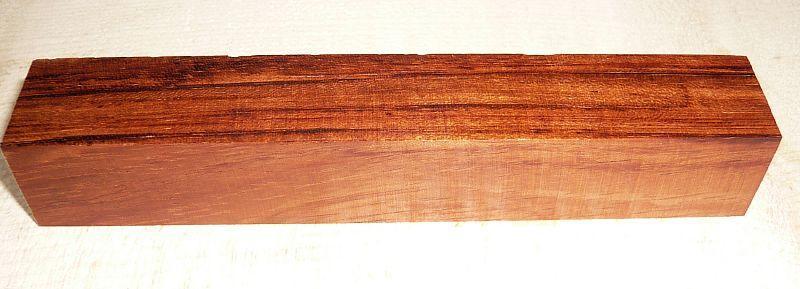 Bubinga Pen Blank 120 x 20 x 20 mm