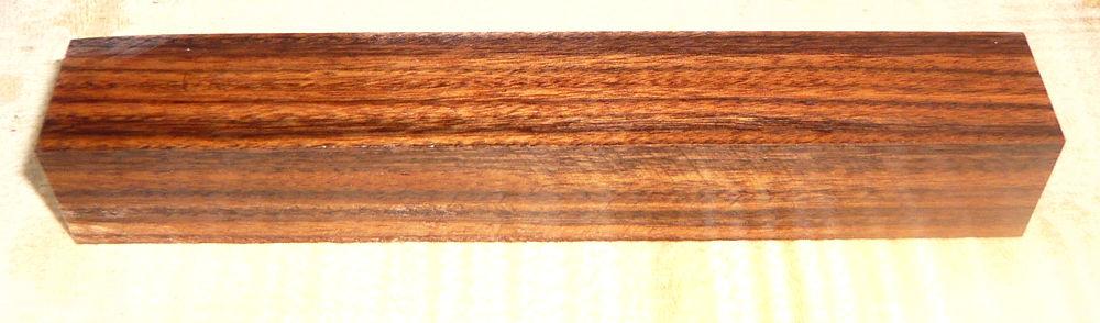 Pau Ferro, Santos-Palisander Pen Blank 120 x 20 x 20 mm