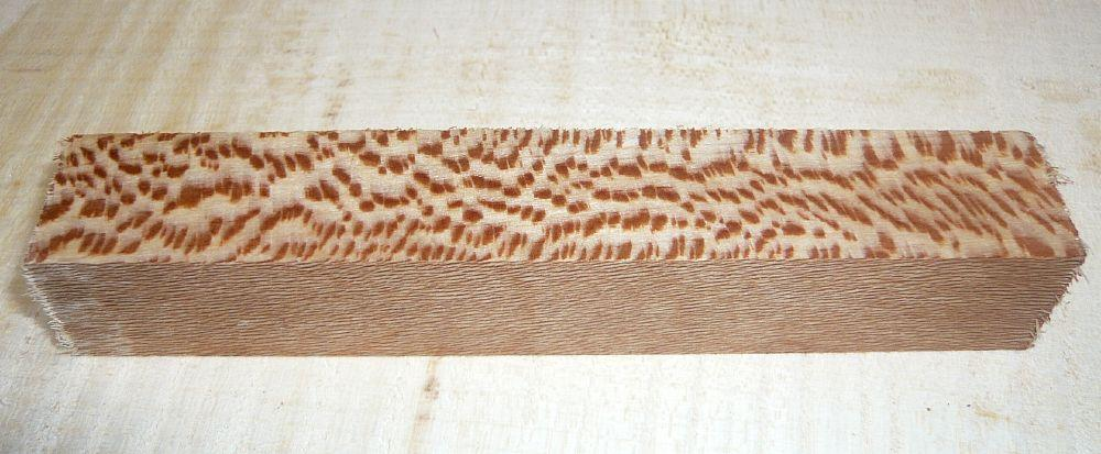 Plane, Sycamore Pen Blank 120 x 20 x 20 mm
