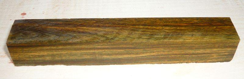 Pockholz Pen Blank 120 x 20 x 20 mm