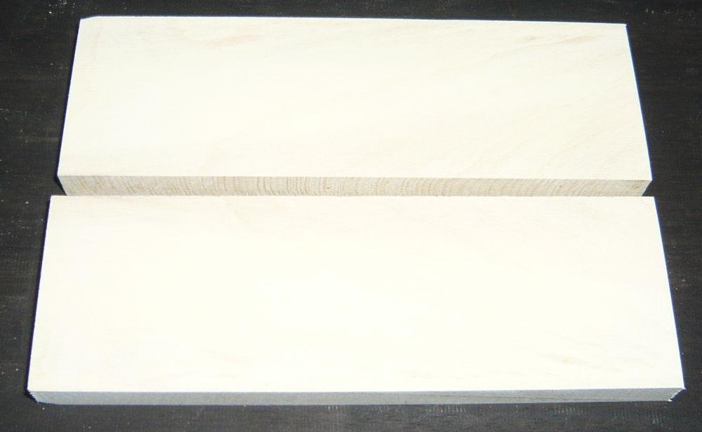 Stechpalme Griffschalen 120 x 40 x 10 mm