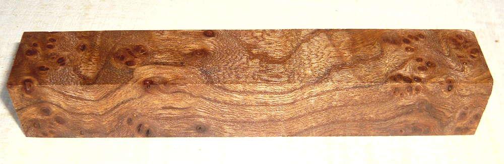 Rüster-Maser Pen Blank 120 x 20 x 20 mmm