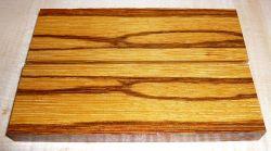 Serpentwood, Marmorholz Griffschalen 120 x 40 x 10 mm
