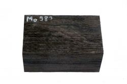 Mo982 Mooreiche Morta Pfeifenrohling 75 x 60 x 42 mm