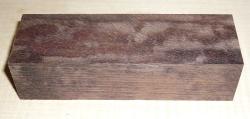 Gombeira, Coraçao de Negro Knife Scales 120 x 40 x 30 mm