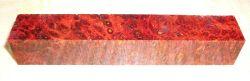 Maidou Maser, Golden Amboina Pen Blank stabilisiert 120 x 20 x 20 mm