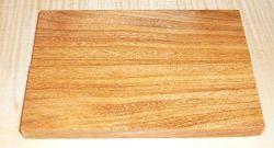 Mandelbaumholz Griffschalen 120 x 40 x 10 mm