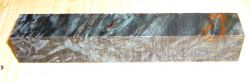 Buckeye Burl Stabilized Penblank 120 x 20 x 20 mm