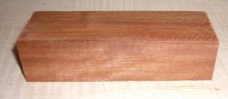 Amazakoue, Ovangkol Knife Blank 120 x 40 x 30 mm