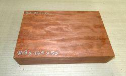 Bub041 Bubinga 248 x 163 x 50 mm