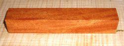 Mahagoni südamerikanisch (Swietenia) Penblank 120 x 20 x 20 mm