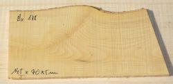 Bx178 Buchsbaum europäisch Sägefurnier 145 x 70 x 5 mm