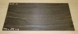 Mo027 Bog Oak Saw Cut Veneer 375 x 175 x 4 mm