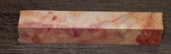 Camphor Burl Pen Blank 120 x 20 x 20 mm